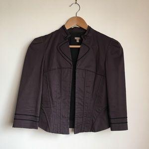 Halogen Cropped Jacket Blazer